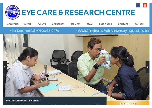 Eye Care Research Center